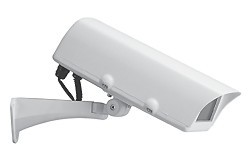 Closed circuit camera (CCTV).